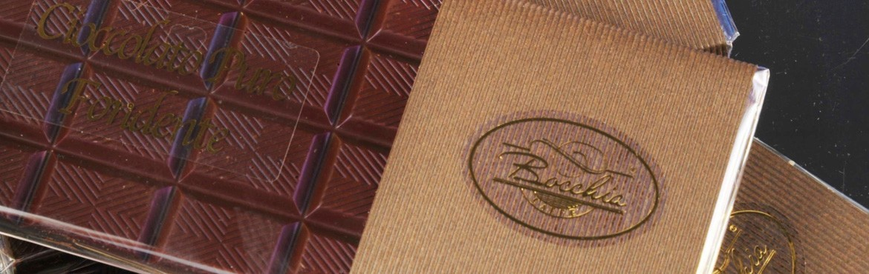 tavolette Bocchia cioccolato